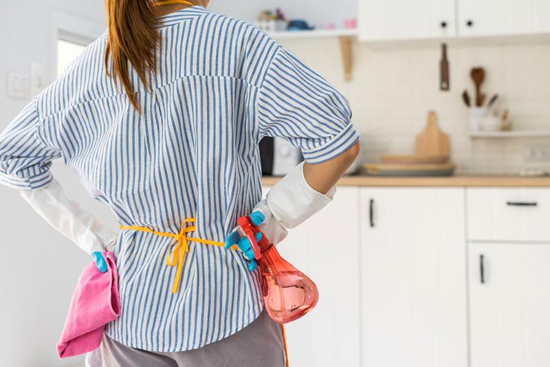 เคล็ดลับเปลี่ยนนิสัยมาทำงานบ้านหรือทำความสะอาดบ้านในวันธรรมดา จนช่วยลดภาระและเพิ่มเวลาพักผ่อนในวันหยุดสุดสัปดาห์ให้มากขึ้น